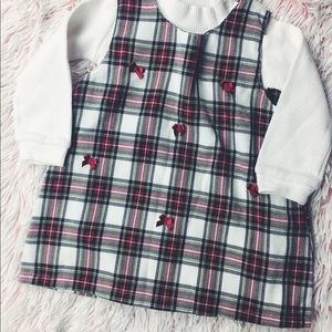 The children's place two piece set